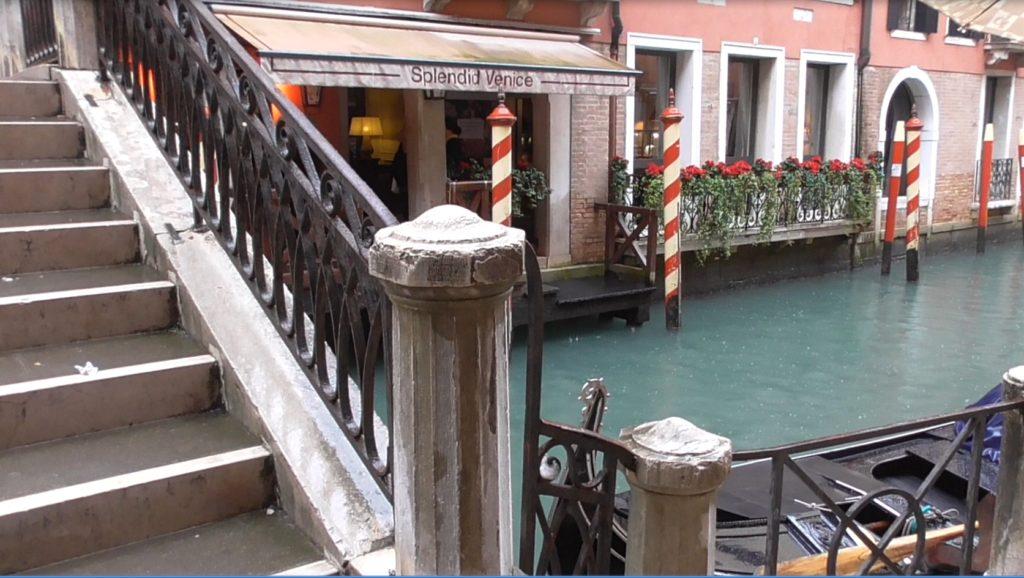 A Venezia, a due passi dalla casa dei Mozart vicino a quella dove vive Luchesi