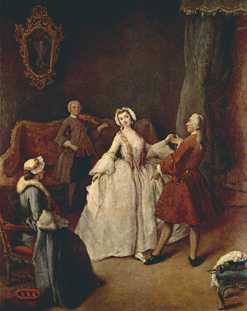Casanova e la Musica