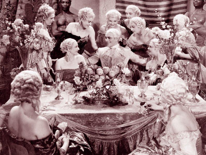 Scena del film del 1947 su Giacomo Casanova, che a Venezia fu anche predicatore